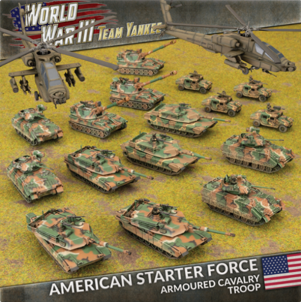 Team Yankee: (USA) WWIII American Starter Force