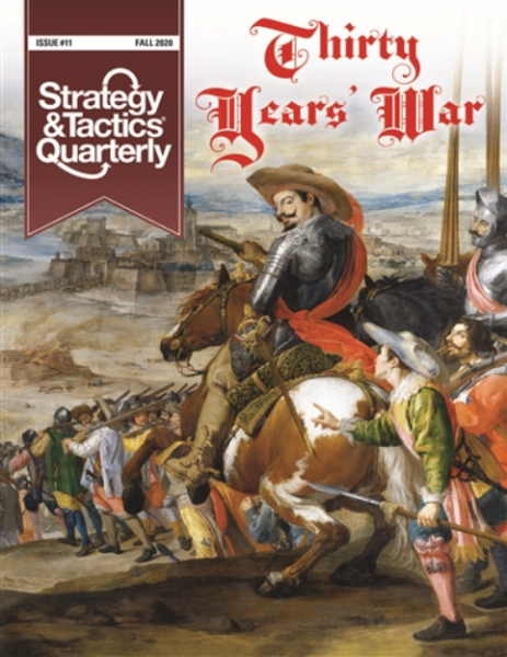 Strategy & Tactics Quarterly #11: Thirty Years War