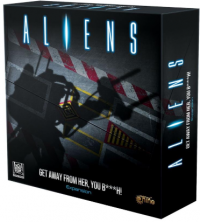 Aliens: Get Away from her you B*tch! Expansion