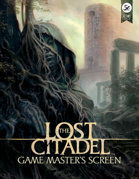 The Lost Citadel Roleplaying: Game Master's Kit