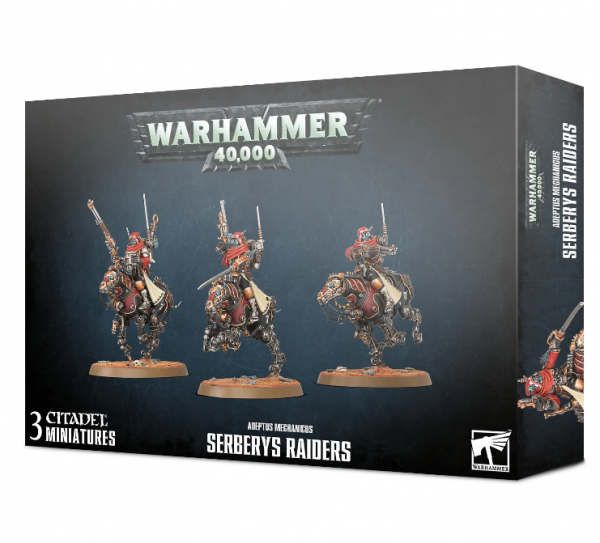 WH40K: Adeptus Mechanicus Serberys Raiders