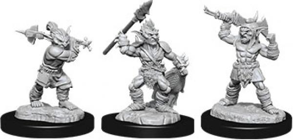 D&D Nolzurs Marvelous Unpainted Minis: Wave 12 - Goblins & Goblin Boss