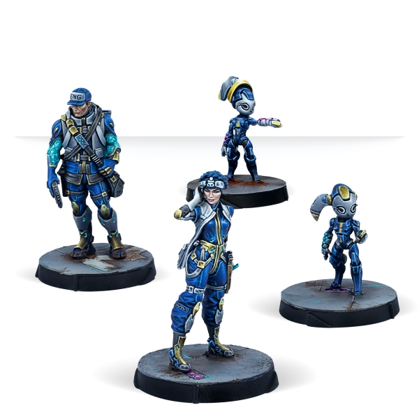 Infinity (#832): O-12 Support Pack, Specialized Support Unit Lambda