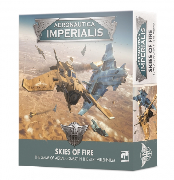 Aeronautica Imperialis: Skies of Fire (Core Game)