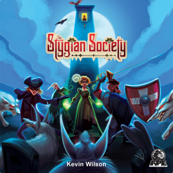The Stygian Society (Core Game)