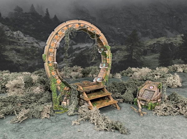 Battle Systems: Ancient Portal