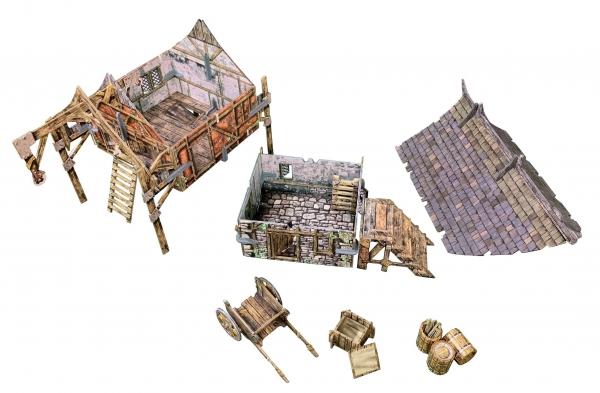 Battle Systems: Storage Barn