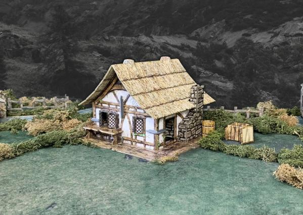 Battle Systems: Thatched Cottage