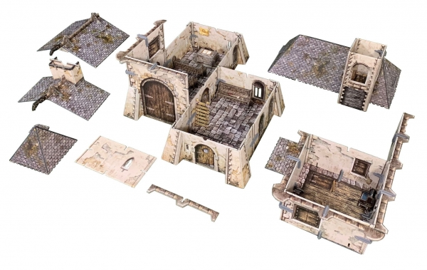 Battle Systems: Chapel