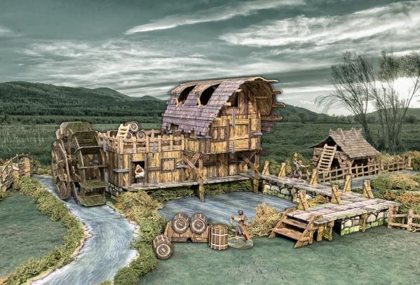 Battle Systems: Water Mill