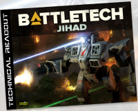 Classic BattleTech: Technical Readout - Jihad