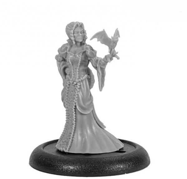 Bombshell Miniatures: Carmilla Vampire