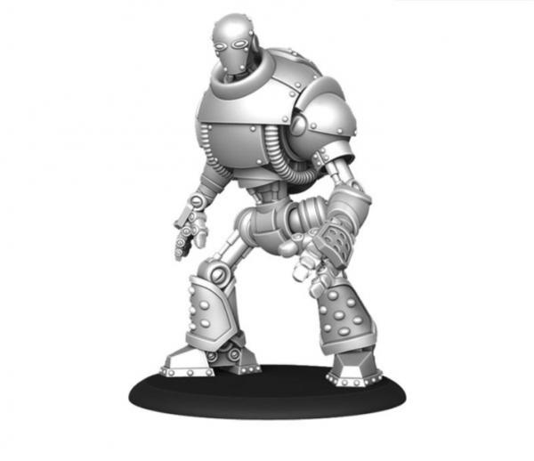 Bombshell Miniatures: Iron Golem
