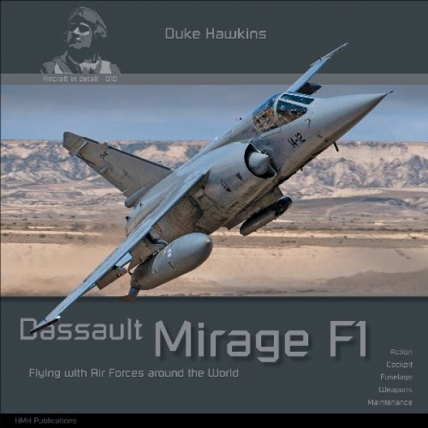 AMMO: Aircraft in Detail - Dassault Mirage F1