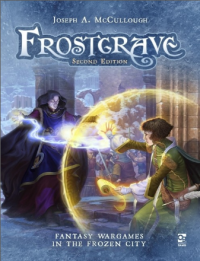 Frostgrave: Core Rulebook [2nd Edition]