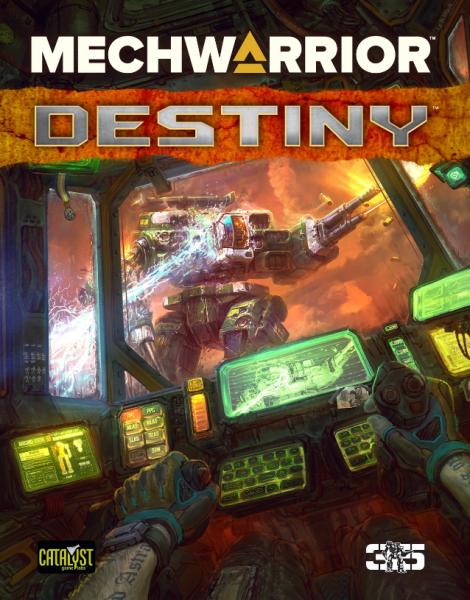 Classic BattleTech: MechWarrior Destiny