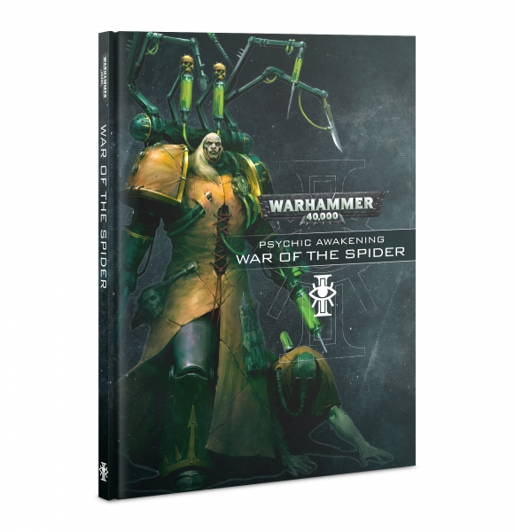 Warhammer 40K: Psychic Awakening - War of the Spider (HC)