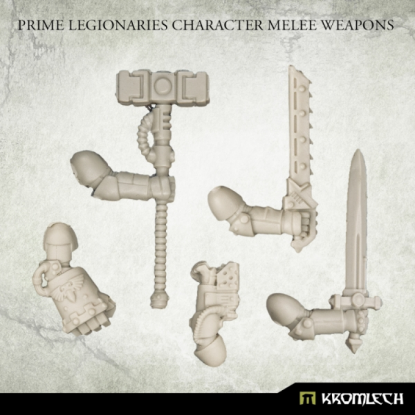 Conversion Bitz: Prime Legionaries Character Melee Weapons (5)