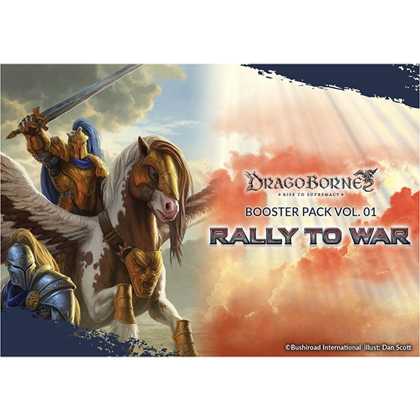 Dragoborne: Rally to War Booster Pack (1)