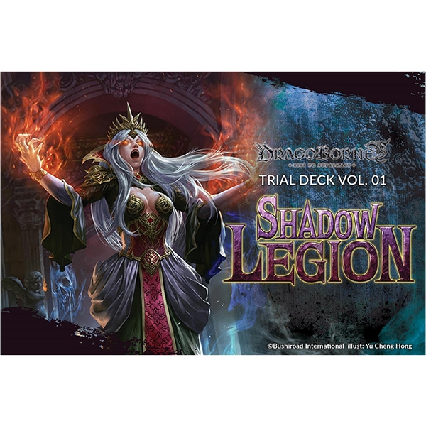 Dragoborne: Shadow Legion Trial Deck (1)