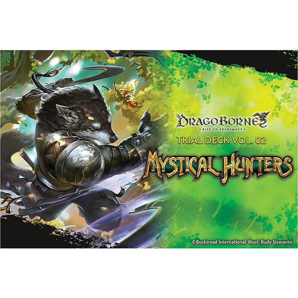 Dragoborne: Mystical Hunters Trial Deck (1)