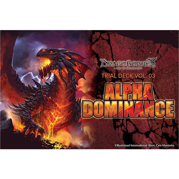 Dragoborne: Alpha Dominance Trial Deck (1)