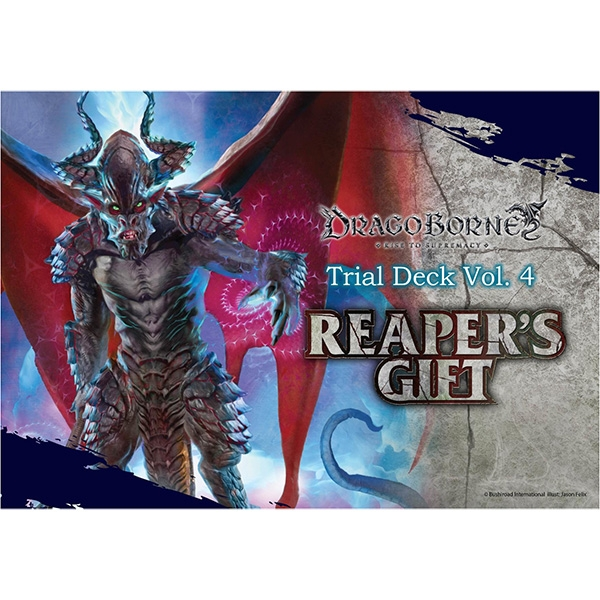 Dragoborne: Reaper's Gift Trial Deck (1)