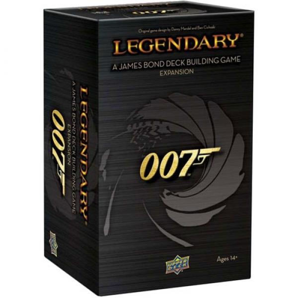 Legendary: 007 - A James Bond DBG Expansion