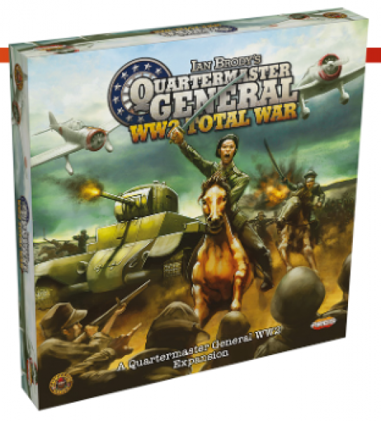 WW2 Quartermaster General:  Total War Expansion