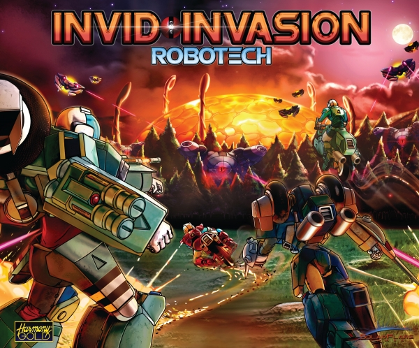 Robotech: Invid Invasion