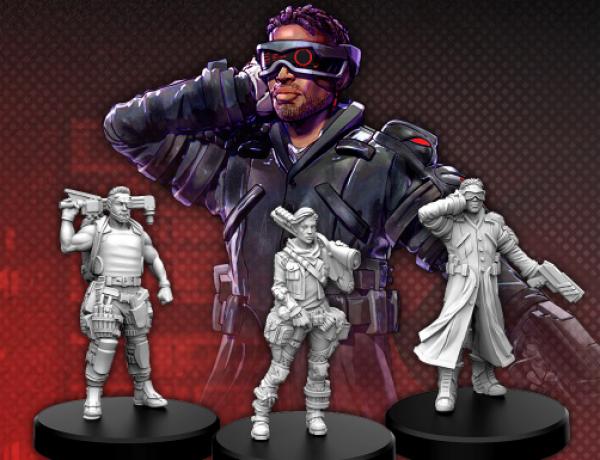 Cyberpunk Red RPG: Edgerunners B - Tech, Nomad, and Fixer