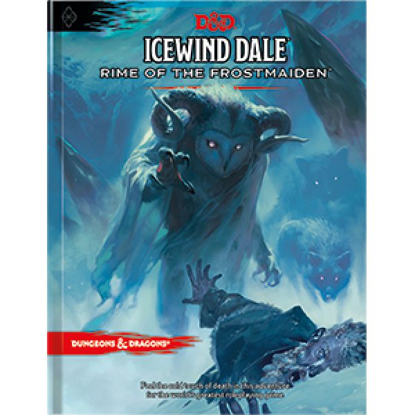 D&D: Icewind Dale: Rime of the Frostmaiden (HC)