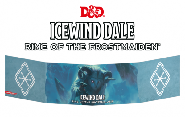 D&D: Icewind Dale Rime of the Frostmaiden - DM Screen