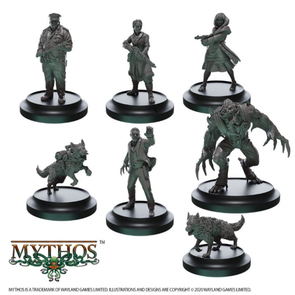 Mythos: Brotherhood of Belial Starter Set
