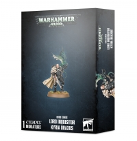 WH40K: Lord Inquisitor Kyria Draxus
