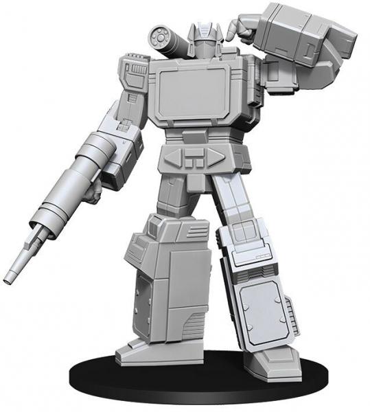 WizKids Transformers Deep Cuts Unpainted Miniatures: Soundwave (1)