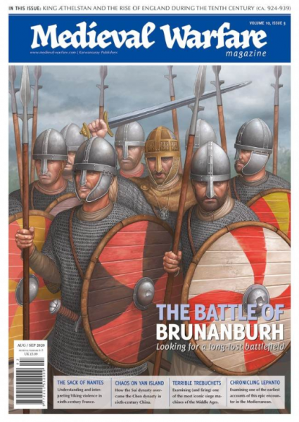 Medieval Warfare Magazine: Volume 10, Issue #3