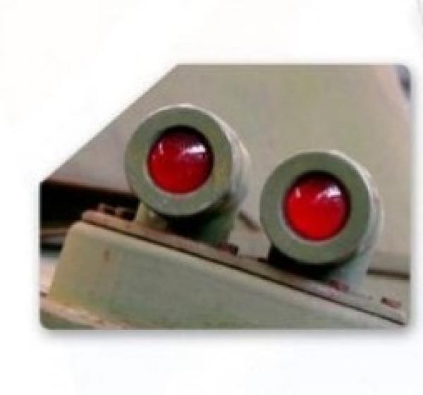 AK-Interactive: AK Lenses - Red 2.3mm
