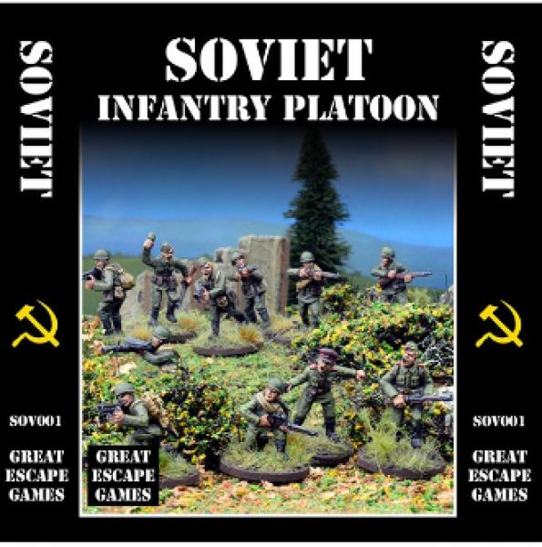WWII: Soviet Platoon – Summer Uniform