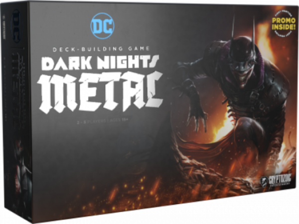 DC Comics DBG: Dark Nights Metal