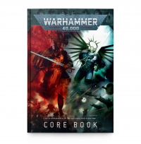 WH40K: Core Book (HC)