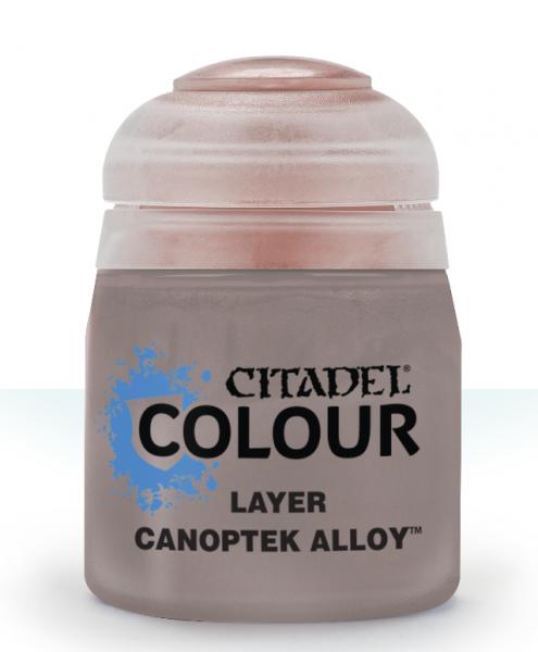 Citadel Color: Layer - Canoptek Alloy (12ML)
