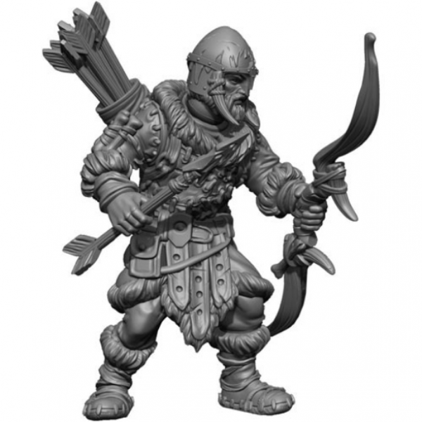 Kings of War: 3rd Edition - Northern Alliance Pack Hunters Regiment