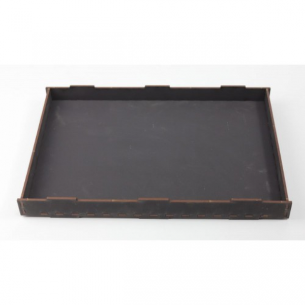 Game Accessory: Large Carry and Display Tray Insert (Black)
