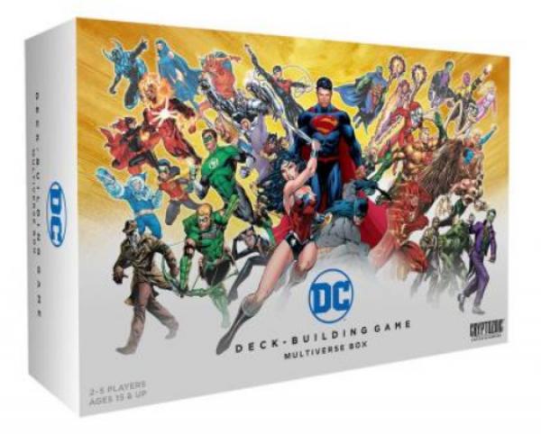 DC Comics DBG: Multiverse
