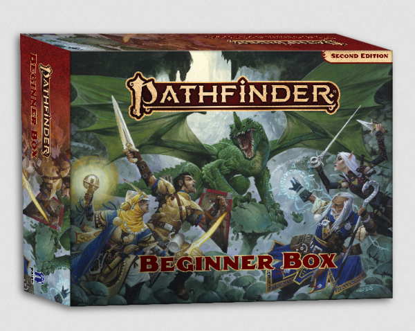 Pathfinder (P2): Beginner Box