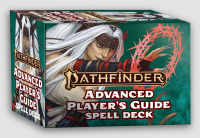 Pathfinder (P2): Advanced Player's Guide Spell Deck