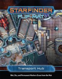 Starfinder RPG: Starfinder Flip-Mat - Transport Hub