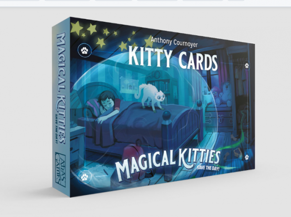 Magical Kitties Save the Day RPG: Kitty Cards