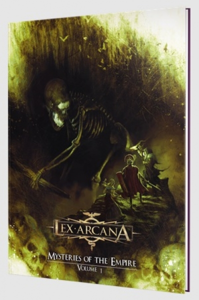 Lex Arcana RPG: Mysteries of the Empire I (HC)